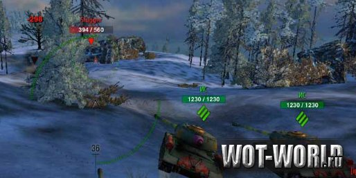 Пак модов для world of tanks от джова