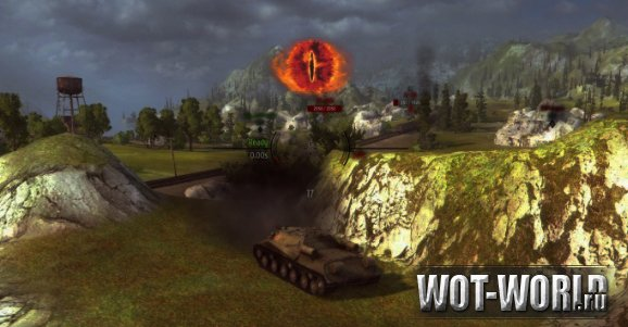 Мод перка шестое чувство для world of tanks 0