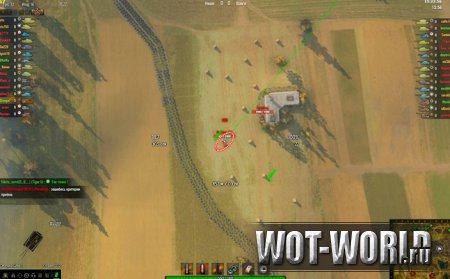 Zoom для арты в World Of Tanks