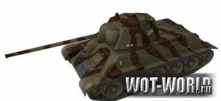 ������ ��� �-34 � ������� World Of Tanks