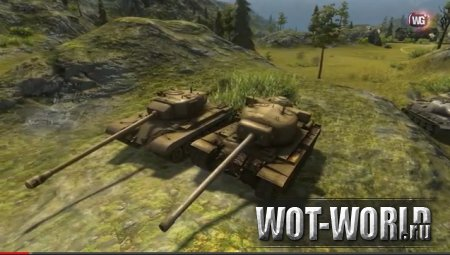 Обзор танка Т32 World Of Tanks