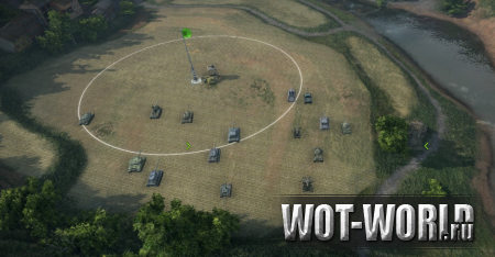Zoom mod для World of Tanks 9.14 и 9.14 / 0.8.6