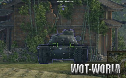 Zoom-мод для World of Tanks 0.8.10