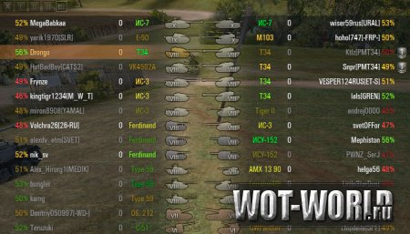 World of tanks sin in
