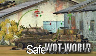 SafeShot для World of Tanks 0.9.1